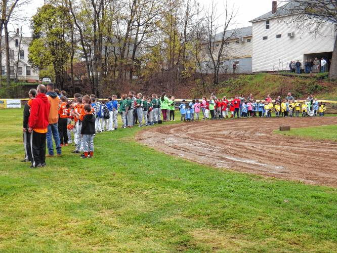 Athol Daily News Play Ball Chuck Stone Little League
