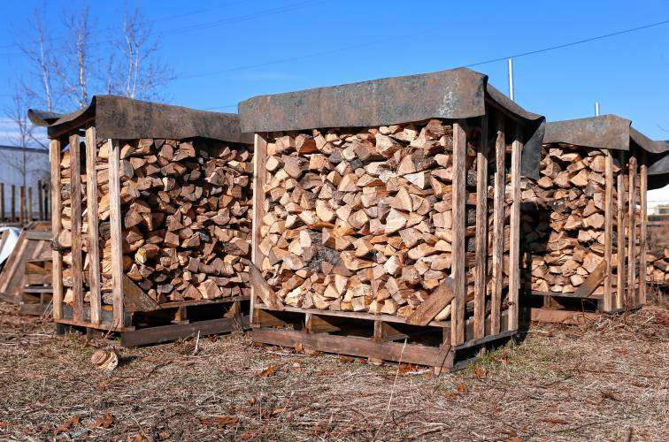 Athol Daily News - Editorial: Wood bank's catching fire