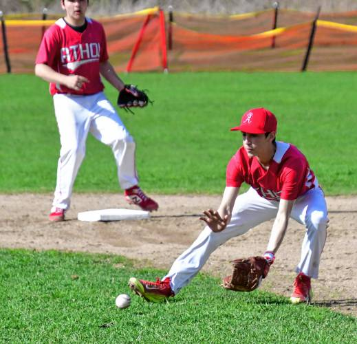 Athol Daily News - Red Hawks pick up where they left off in