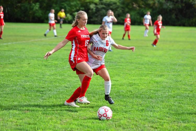 Athol Daily News - Girls soccer: No shortage of chances as