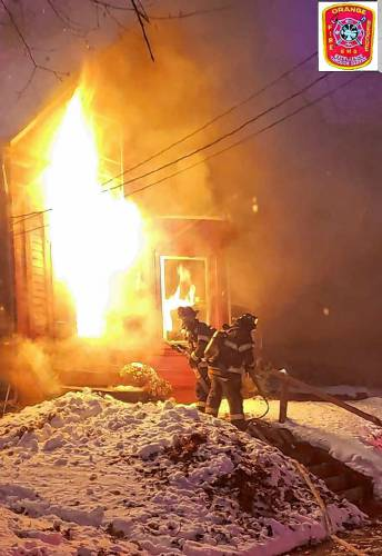3 Alarm Fire Caused By Malfunctioning Steam Boiler At High Street Home In Orange