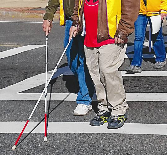 Athol Daily News - Athol Lions to observe White Cane Safety Day on Saturday