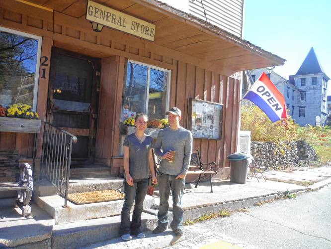 Athol Daily News Old Time General Store With Modern Offerings