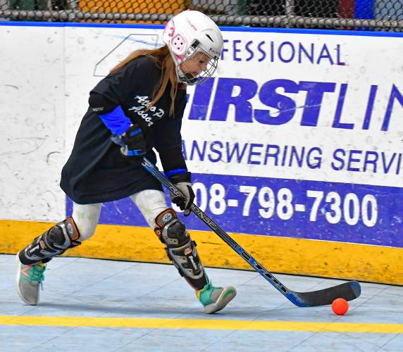 Athol Daily News - Dek hockey season gets underway at 202 Sports