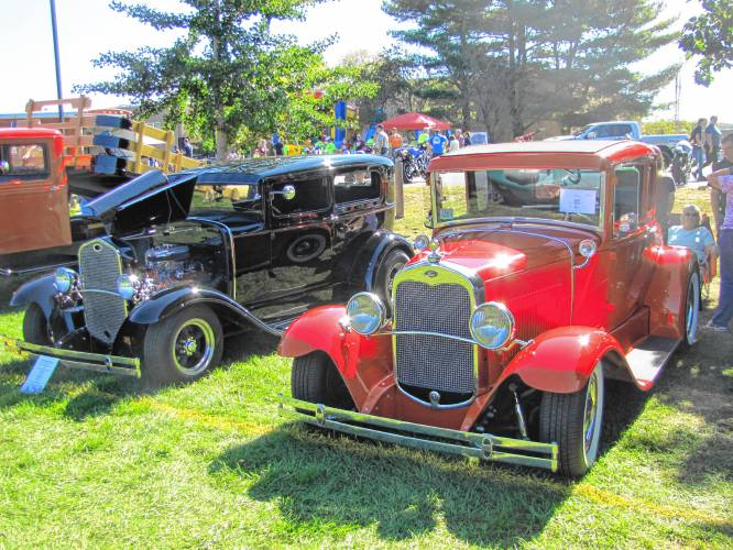 Athol Daily News Cool Rides Car Show At FCTS This Weekend - Car show news