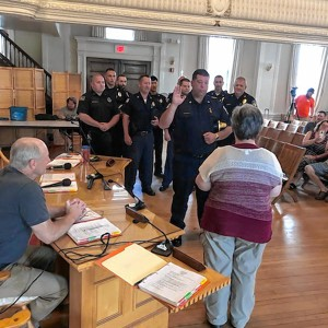 Athol Daily News - Police & Courts