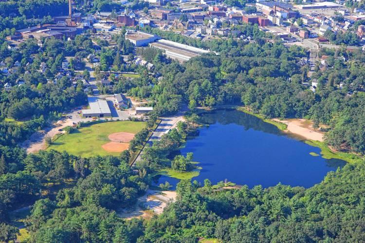 Athol Conway School Teaming Up On Silver Lake Park Master Plan
