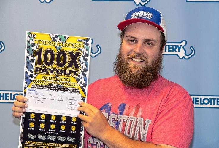 Athol Daily News - Orange man wins $4M in '100X Payout' game