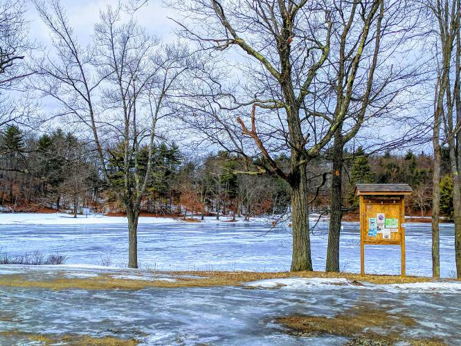 Quabbin Anglers Cancel Annual Fishing Derby Due To Thin Ice Silver Lake Park In Athol